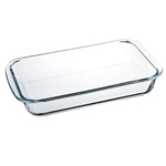 Satoshi Форма д/запекания жаропроч  овпальн.стекло 29*17,5*5  см  1,5 л  825-005