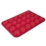 Vetta Форма силиконовая 24 ячейки д/булочек 36*24*2,2 см 891-004