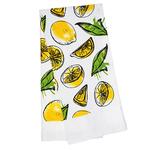 PROVANCE Лимоны Полотенце кухонное. 80% хлопок 20% полиэстер. 38х63см. GC