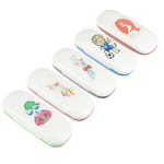 Футляр для детских коррекционных очков. пластик АБС. 16х6см. 5 дизайнов. ЧОК18-7