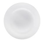 Без рисунка Тарелка мелкая 175 мм. белый. фарфор