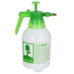 INBLOOM Пульверизатор помповый. 2.4л.. 30см. пластик. бело-зеленый