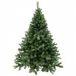 Ель 180см Рождественская ПВХ подставка пластиковая Morozco 0818 зеленая
