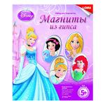 ФИГУРКИ НА МАГНИТАХ 'LORI' ПРИНЦЕССЫ МД-003