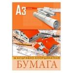 МИЛИМЕТРОВКА А3 8Л.ОРАНЖЕВАЯ BG4227