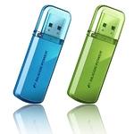 ФЛЕШ-ПАМЯТЬ USB 16GB SILICON POWER HELIOS 101 BLUE