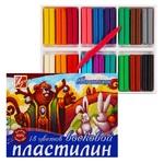 ПЛАСТИЛИН 18ЦВ.ФАНТАЗИЯ 1524-08