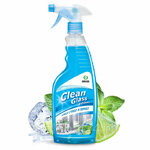 """GRASS Очиститель д/стекол  Cleane Glass"""" 600 мл голубая лагуна"""""""