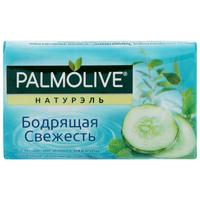 ПАЛМОЛИВ  мыло  90г Бодр.св-ть с экстр. зел.чая/огурца
