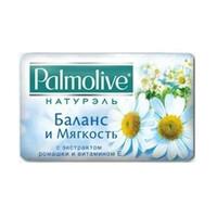 ПАЛМОЛИВ  мыло  90г Ромашка и Витамин Е
