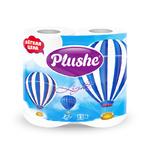 PLUSHE Бумага Light 4 шт 2-х сл.
