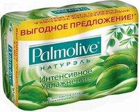 ПАЛМОЛИВ  мыло  4*90г Олив молочко