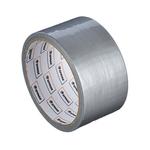 ЕРМАК Лента клейкая армированная серебряная 48мм х 10м. инд.упаковка