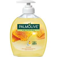 ПАЛМОЛИВ Жидкое мыло Мед - Молоко 300 мл