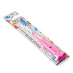 Зубная щетка детская Улыбнись. пластик. резина. мягкая жесткость. индекс 3. степень G<6