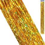 Дождик KWELT 9,5*96см золотой K-1231